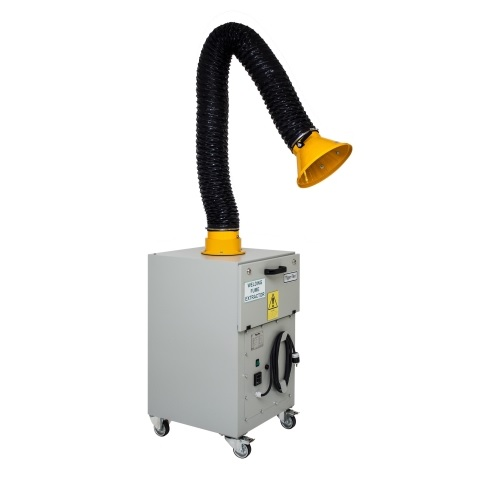 Fume Extractor for Welding Fumes