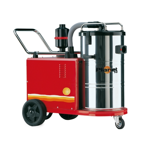 Continuous Duty Industrial Vacuum Cleaners