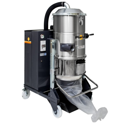 Industrial Vacuum Cleaner with Longopac®