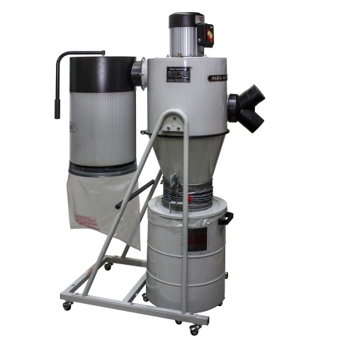 Portable Cyclone Dust Collectors with Automatic Filter Cleaning