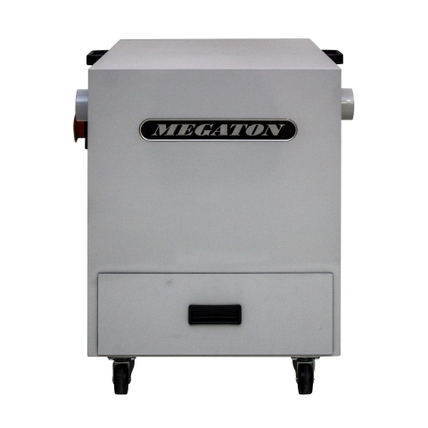Portable Dust Collector for Small Chips, Filings and Shavings