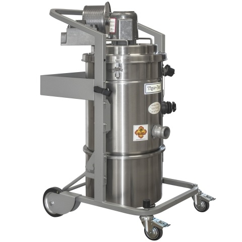 Extraction Arms for Dust Collectors