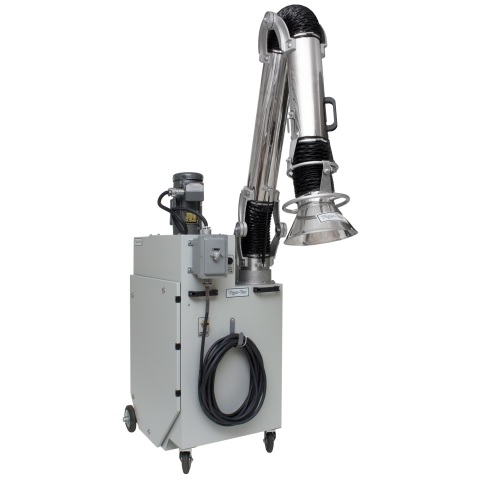 Portable Dust Collector - Low Pressure