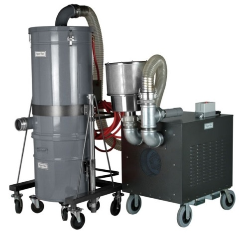 Portable Ex Dust Collector, Cyclone Separator - High Pressure