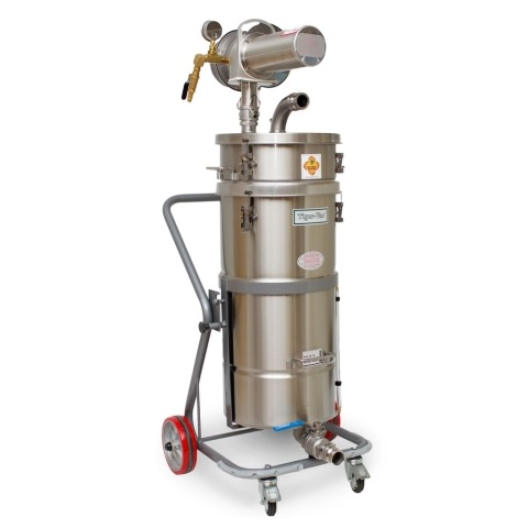 Pneumatically (air) Operated