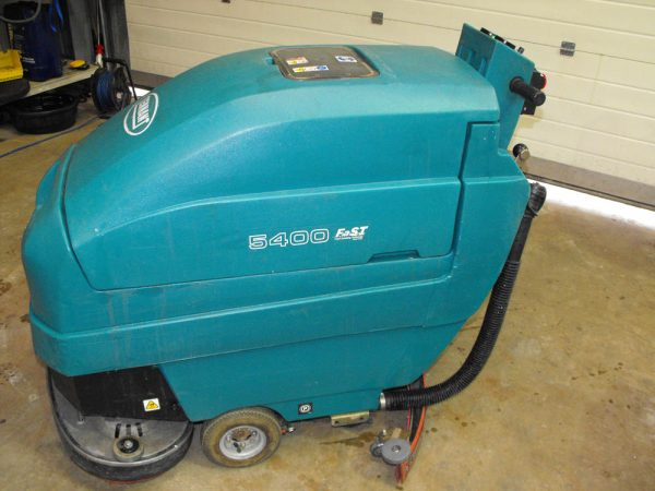 Pre-Loved Walk Behind Scrubber Dryer