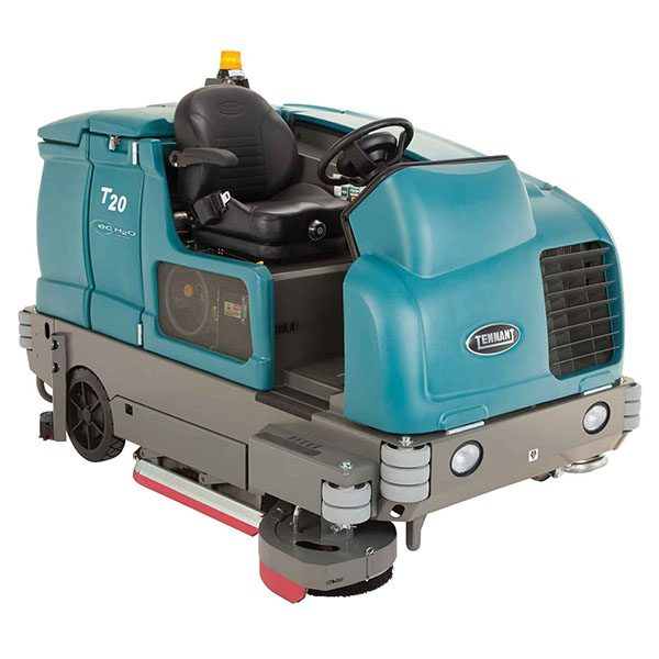 Scrubber-Dryers Ride-on