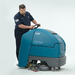 Scrubber Dryer Stand-On