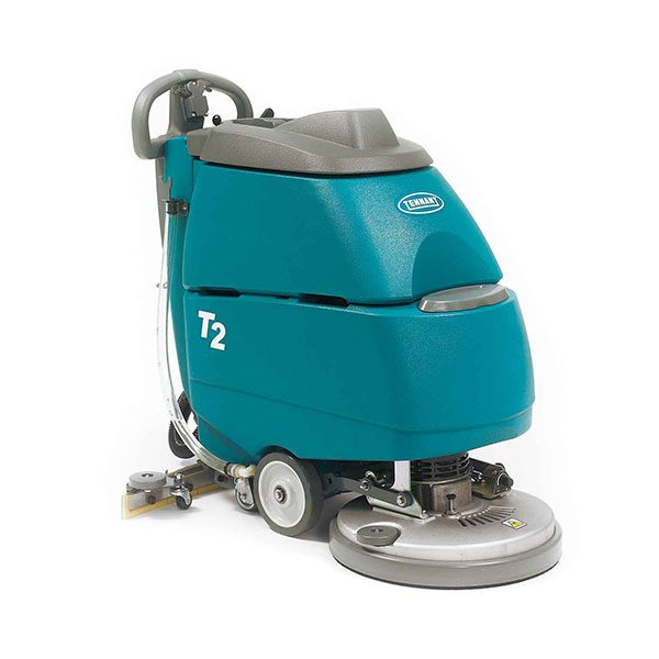 Scrubber Dryers Walk-Behind