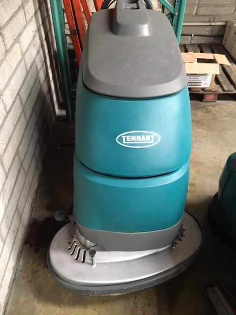 Tennant T5 Walk Behind Scrubber Dryer Southern Cleaning
