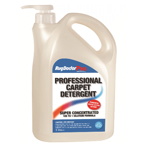 Carpet & Upholstery Detergents