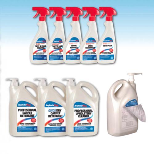 Rug Doctor Detergents